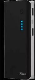 Batería Portátil Primo 10000 Mah Negro