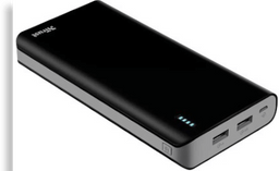 Bateria Portátil Primo 20.000 Mah Negro