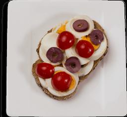 🍞 Tostada con Huevo