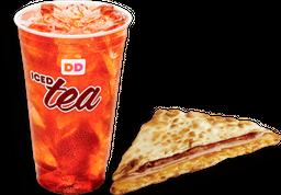 🥪 Flat + 🥤Iced Tea