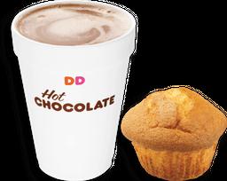 🍞 Muffin + ☕ Chocolate