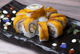 Obako Kani Roll