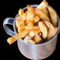 Porción Mixta (Papa Criolla y Arracacha Chips)