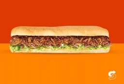 Sub de Cerdo BBQ (15 cm)