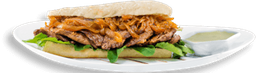 Sándwich de Lomo al Trapo