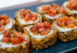 Tuna Tartar Roll