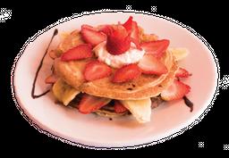 Pancakes de Avena y Banano