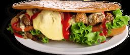 Súper Sándwich de Pollo