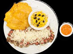 Carne de res mexicana