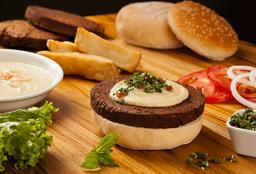Hamburguesa Árabe Vegetariano
