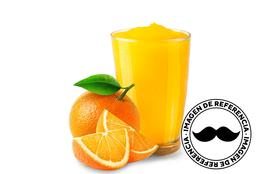 Granizada de Naranja