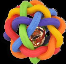 Pelota Nudo Multicolor Grande