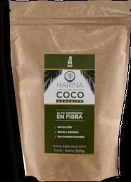 Harina De Coco Orgánica 500 G