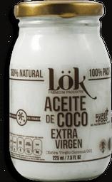 Aceite De Coco Lök 225 Ml