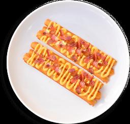Churros Chesse & Bacon x6