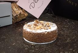 Torta Brownie Praline Pequeña