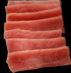 Sashimi de Salmón Roll