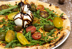 Pizza Di Burrata
