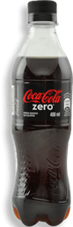Coca-Cola sin Azúcar botella