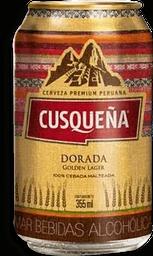 Cerveza Cusqueña en Lata (cerveza premium peruana)