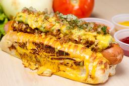 Hot Dog Nacho
