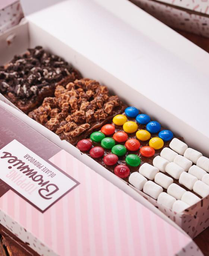 Caja x 4 Topping Brownies