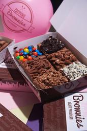 Caja x 6 Topping Brownies