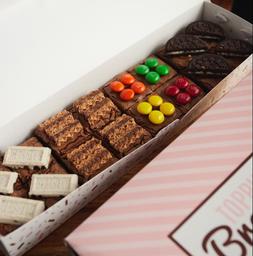 Caja x16 Mini Brownies