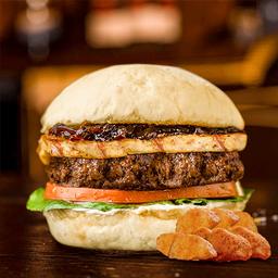 Sweet Costeña Burger