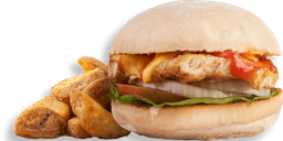 Chicken Burger 125 gr