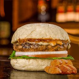 Porthobello Burger (Vegetariana)
