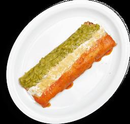 Burrito con Pollo