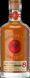 Bacardi Añejo 8 Años 750Ml