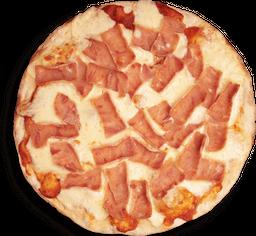 Pizza de Jamón con Queso