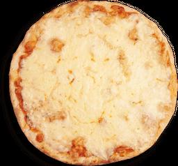 Pizza de Queso con Ajo