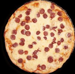 Pizza con Cábano