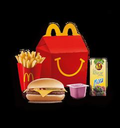😁 Cajita Feliz™ con Hamburguesa