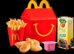 😁 Cajita Feliz™ con Nuggets x4