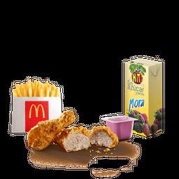 👶🏻 Junior pack 2piezas de pollo