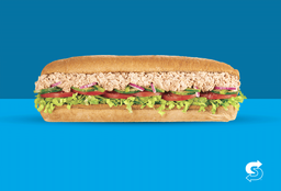 Sándwich Sub de Atún