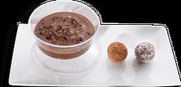 🍰🍫Mousse de Chocolate