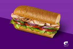 Sándwich Sub Pechuga de Pavo