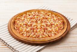 Pizza Delgada Jamón & Piña