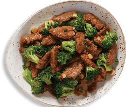 Wok Beef With Broccoli