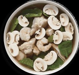 🥣 Wonton Soup