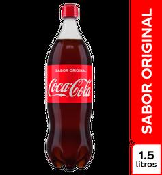 Gaseosa Coca-Cola Sabor Original 1.5L