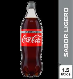 Coca Cola Sabor Ligero 1.5 L