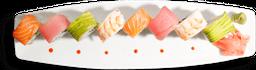 Sushi Asian Rainbow