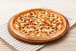 Pizza Masa Delgada Italiana