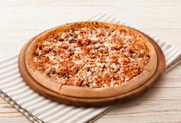 Pizza Masa Delgada Carnes